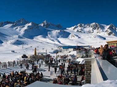 (c) Eurotours, Stubai Tirol, Österreich - Apres Ski