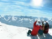 (c) TVB Stubai Tirol, Österreich - Sonnenanbeter
