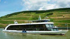 SalsaSchiff Mainz - MS Rhenus