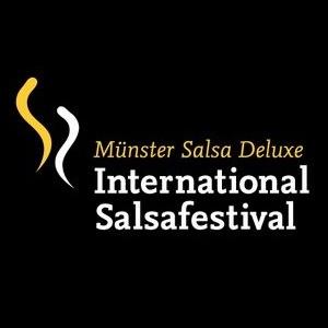 Germany Münster Salsa Festival Deluxe Logo