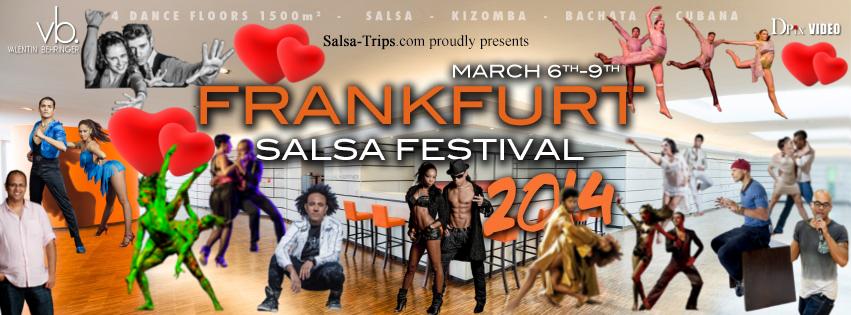 Frankfurt Salsa Festival 2014 Valentine