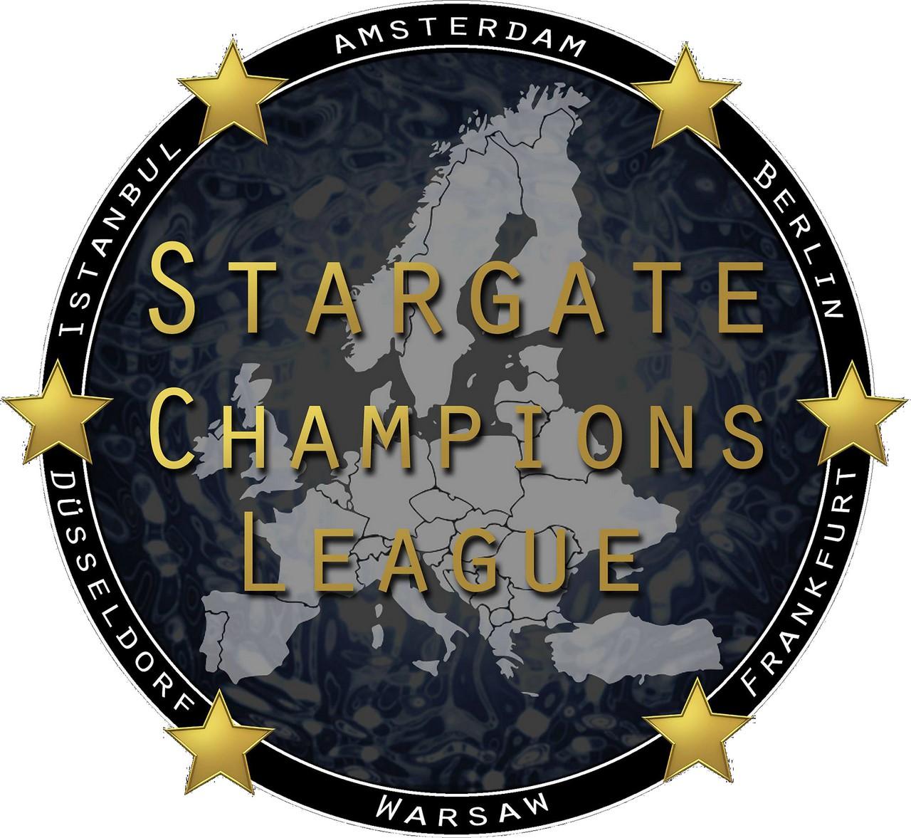 Stargate Champions League Logo