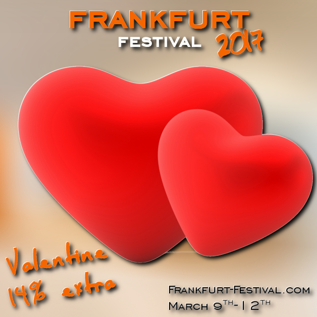 Frankfurt Festival 2017 Valentine