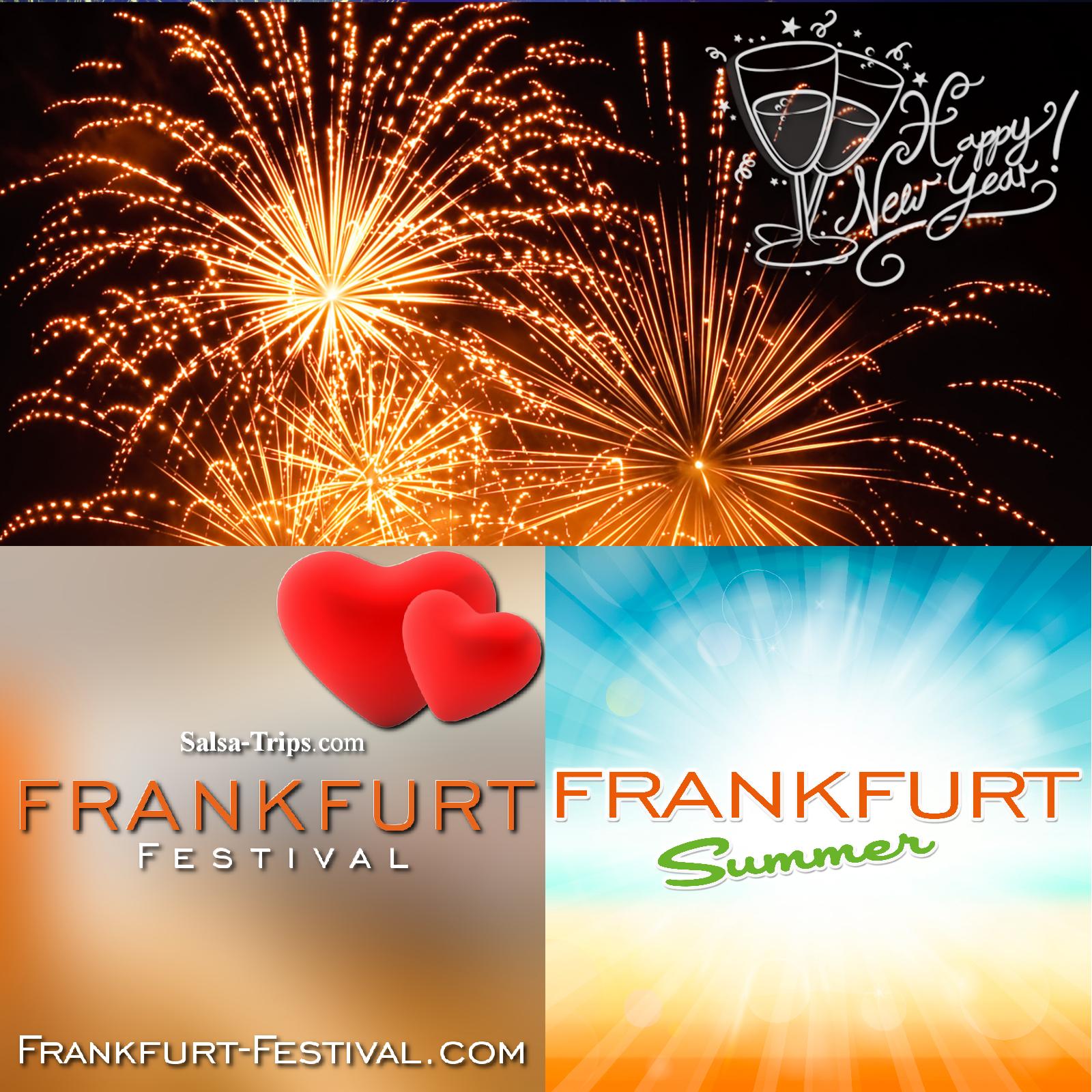 Combo NYE Frankfurt Festival & Frankfurt Summer
