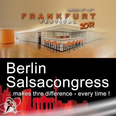 COMBO Frankfurt Festival 2017 - Berlin Salsacongress