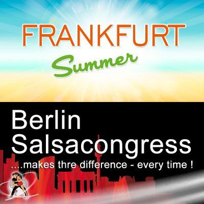 COMBO Frankfurt Summer - Berlin Salsacongress