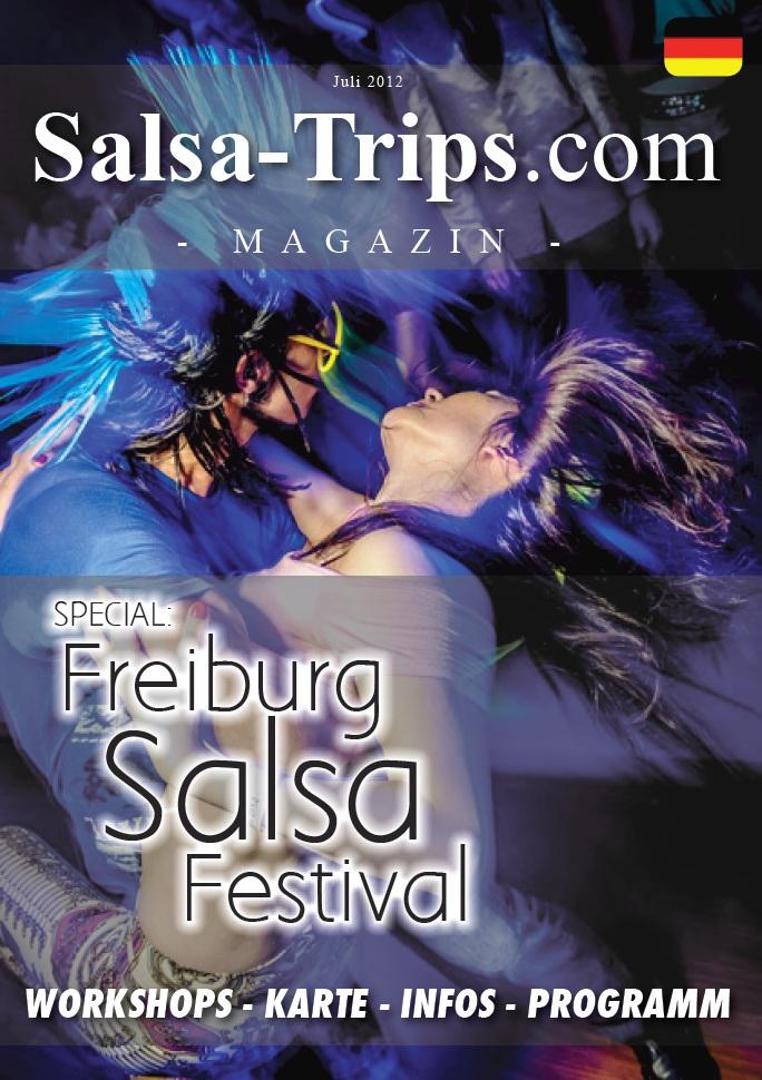Salsa-Trips.com Magazin Sommer 2012