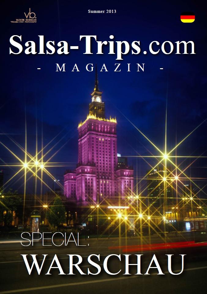 Salsa-Trips.com Magazin Sommer 2013