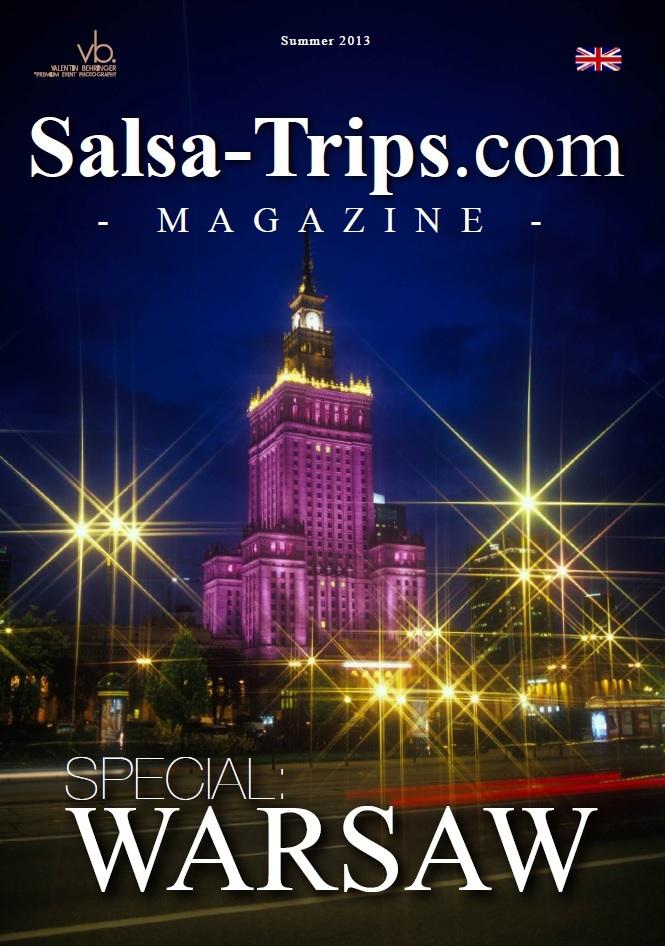 Salsa-Trips.com Magazine 2013 Summer