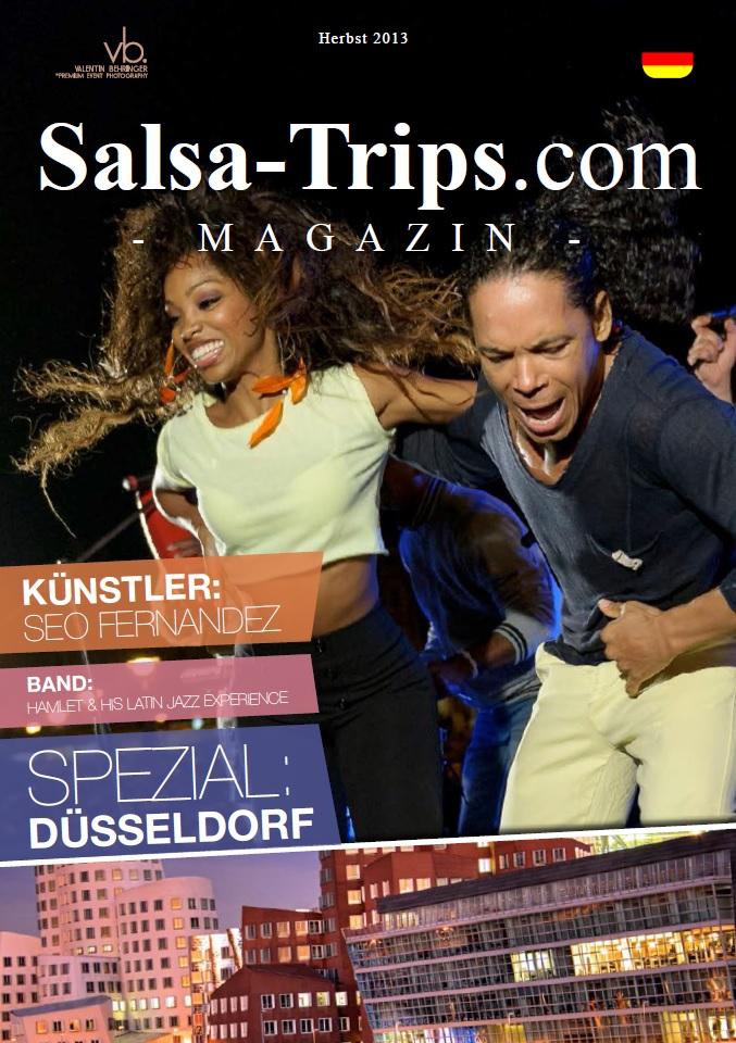 Salsa-Trips.com Magazin Herbst 2013