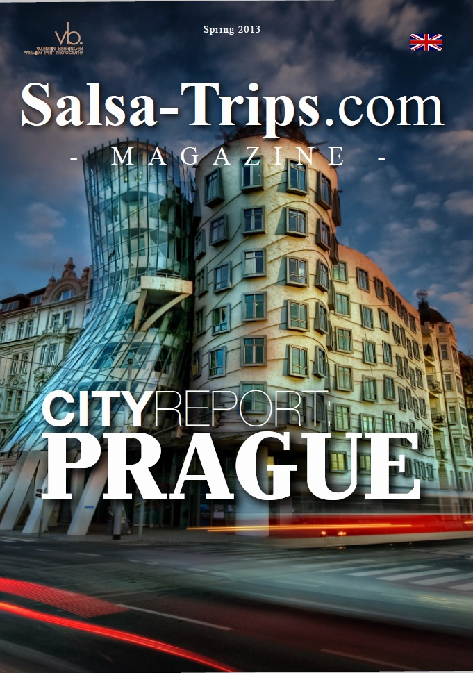 Salsa-Trips.com Magazin Frühling 2013
