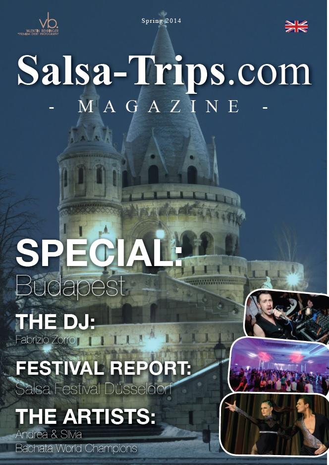 Salsa-Trips.com Magazin Frühling 2014