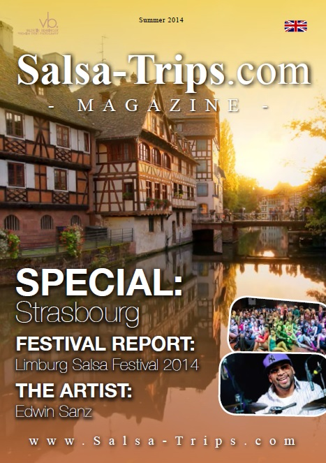 Salsa-Trips.com Magazine Summer 2014
