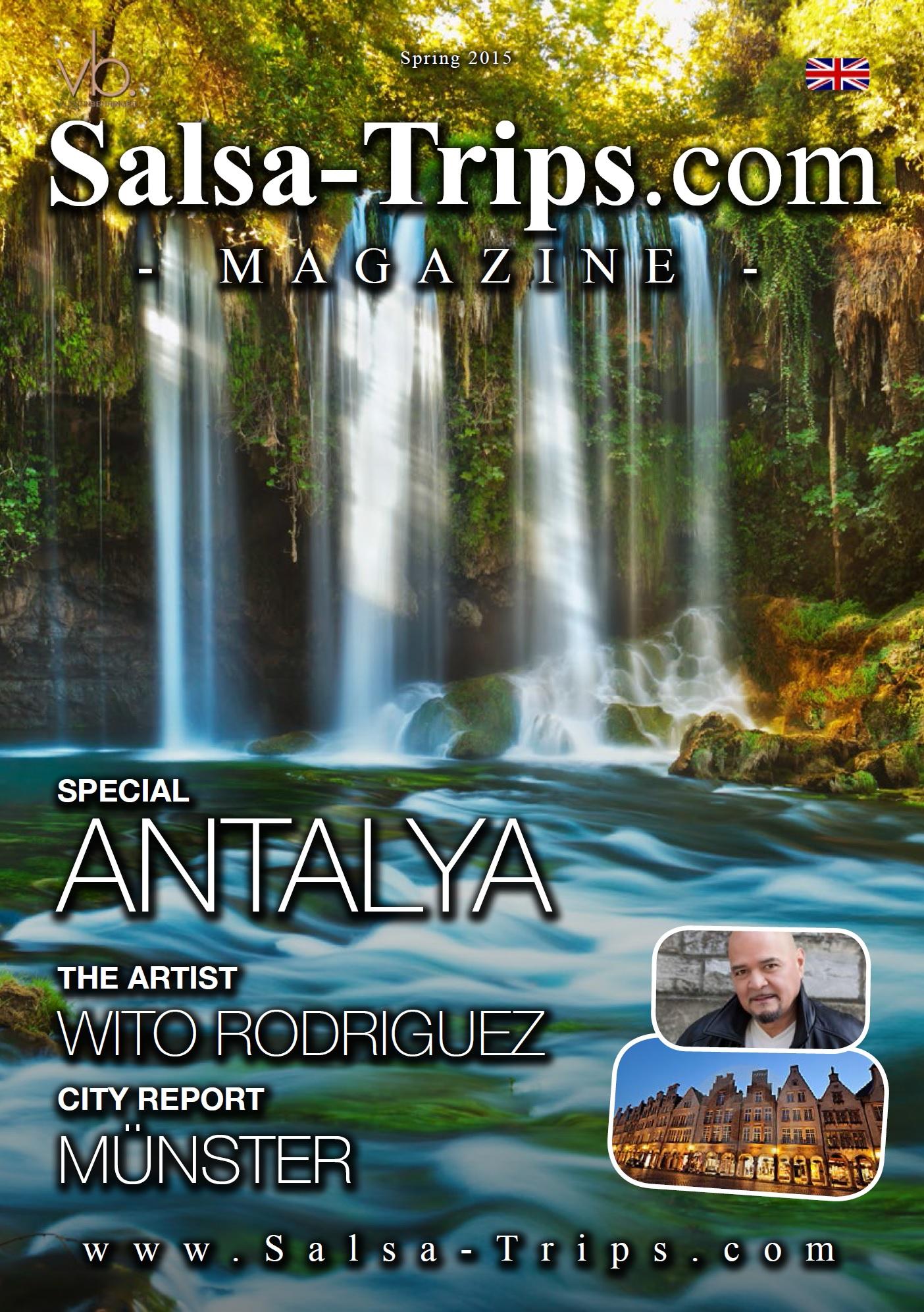 Salsa-Trips.com Magazine Spring 2015