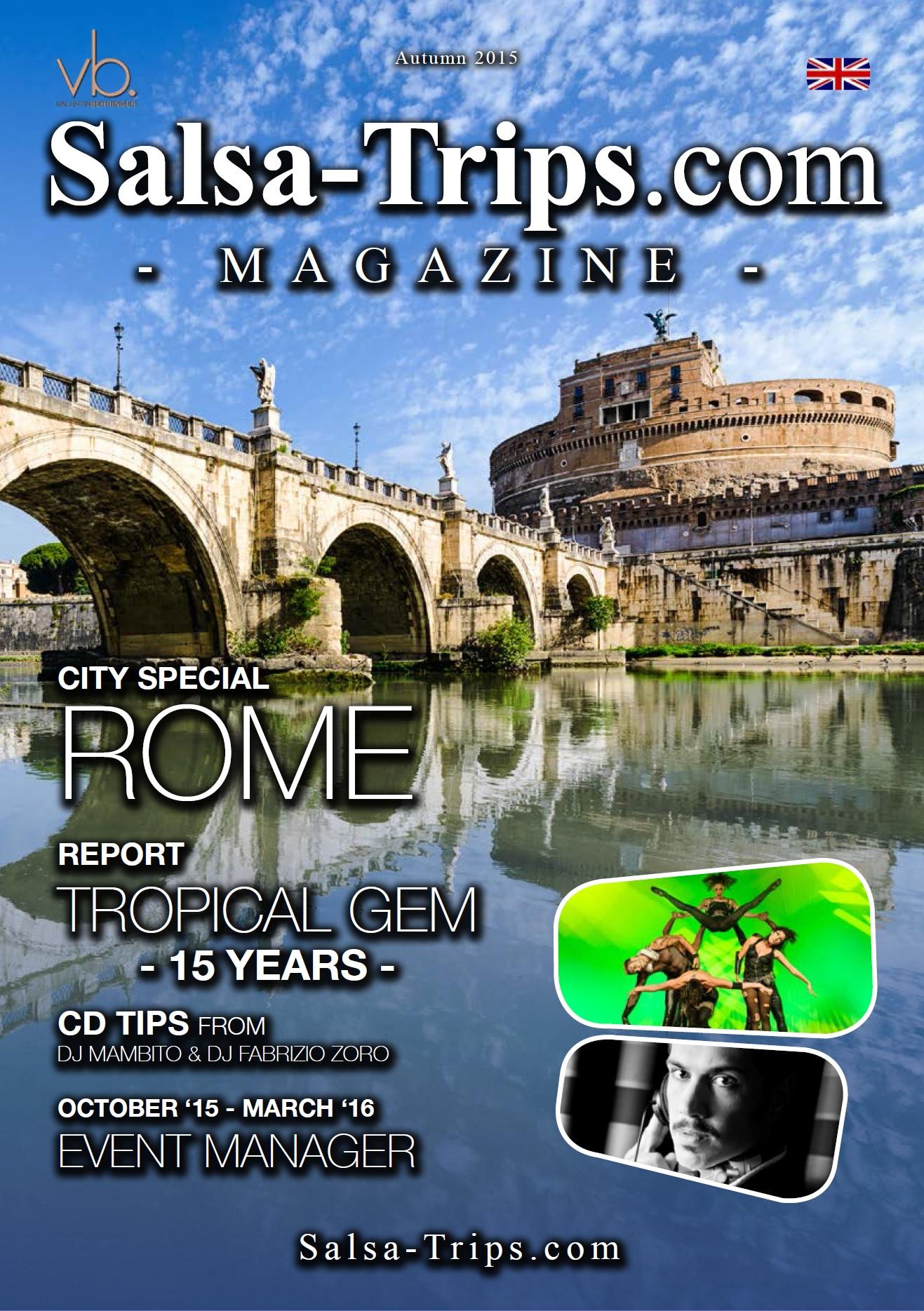 Salsa-Trips.com Magazine Summer 2015