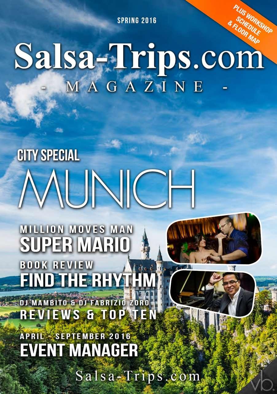 Salsa-Trips.com Magazine Spring 2016