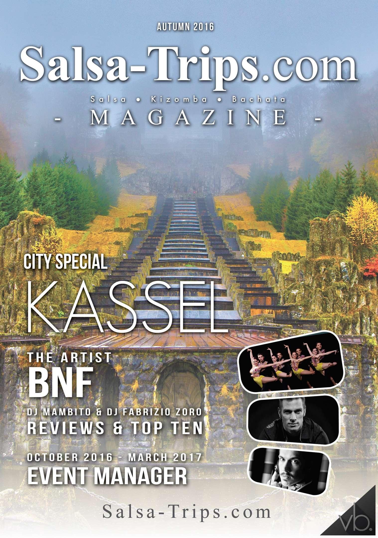 Salsa-Trips.com Magazine Autumn 2016